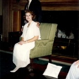 Former wife Michelle Broussard Summers and I -- Sea Island Georgia
