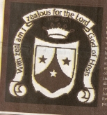 The Crest of the Carmelite Order which operated the Mount Carmel Elementary School I attended.