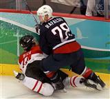 US Hockey team has been dominant.