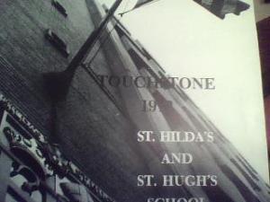 St. Hilda's and St. Hugh's School in NY, NY where I went to 2d. Grade