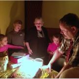 my fiftieth birthday