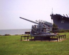 My family stopped at a Battleship park after one vacation and I have a long interest in studying and observing military history.