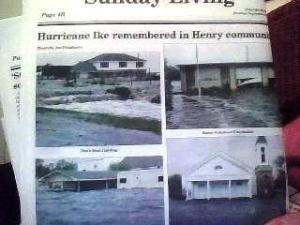 Hurricanes have been a part of life here since before I went to China and since I returned. But some have really shaped my life in a variety of ways.