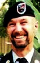 My cousin Severin was killed in battle in Afghanistan.