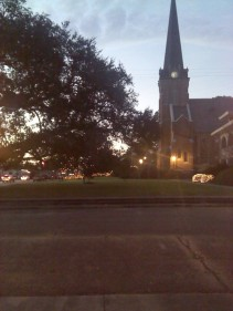 The St. Mary Magdalene Catholic Church Where I was baptized, made my First Communion and was wed.