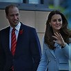 The Duke and Duchess of Cambridge out and about