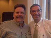 Congratulating Louisiana State Senator Fred Mills on reforming Marijuana law...