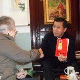 MOm book China bishop