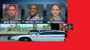 Baton Rouge cops shot art