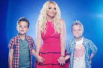 Britney sons