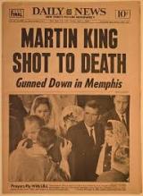 King shot newspaer