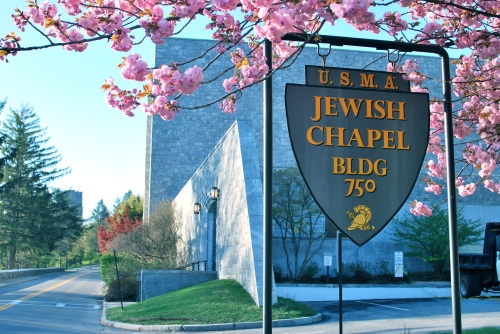 west_point_jewish_chapel_sign